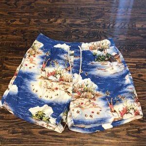 Polo Ralph Lauren men's swim trunks size L NWOT